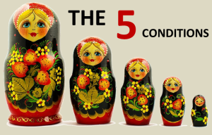 five conditions